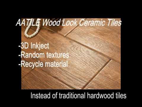 Ceramic Tiles that Looks Like Hardwood