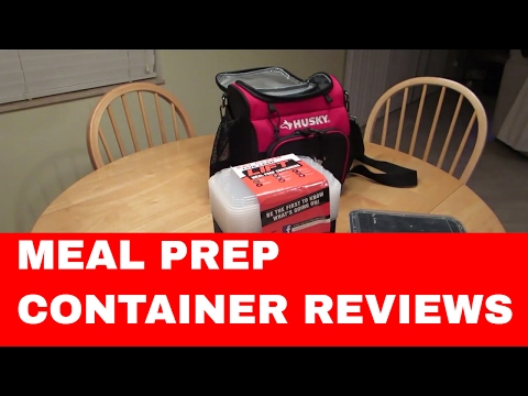 Meal Prep Containers - Best Meal Prep Container Review