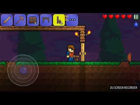 How to build a simple and suitable shelter in Terraria