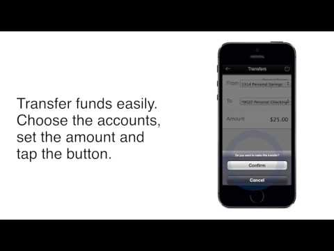 iPhone App with Bill Pay Demo