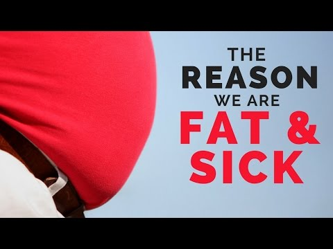4 Reasons Why Processed Foods Make You Fat and Sick