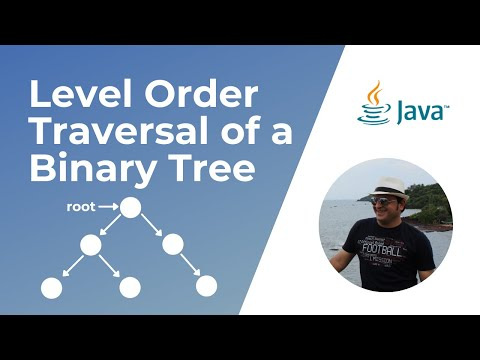 Level order traversal of a Binary Tree in Java