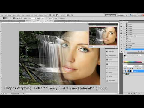 Photoshop Tutorial - How to fade two images together