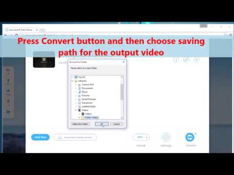 Free way to convert VOB to MP4