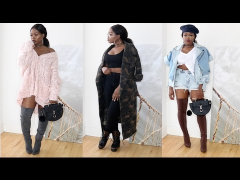 Fall Lookbook| My Carefree Outfits With Glasses
