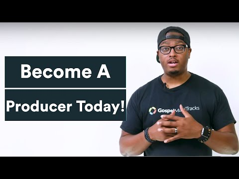 Become a Producer!