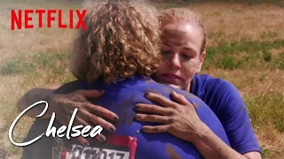 Warrior Dash with Fortune Feimster and Dan Maurio | Chelsea | Netflix