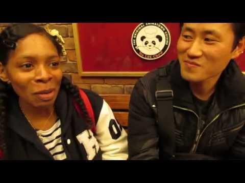 Blasian Couple Love Story! A Black woman and an Asian man (AMBF/AMBW)