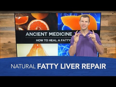Fatty Liver Disease: Natural Fatty Liver Remedies