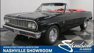 910 Nsh 1964 Chevrolet Malibu