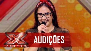 Ciana encantou a todos com Pretty Hurts | X Factor BR