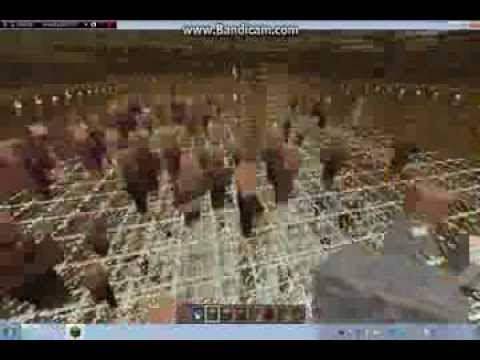 Minecraft Villager Spawner and How to Make it Yourself