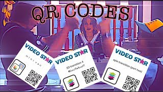 Video Star Effect Qr Codes Coloring