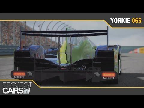 Project Cars AI: LMP2 15 Lap Race @ Watkins Glen [60FPS]