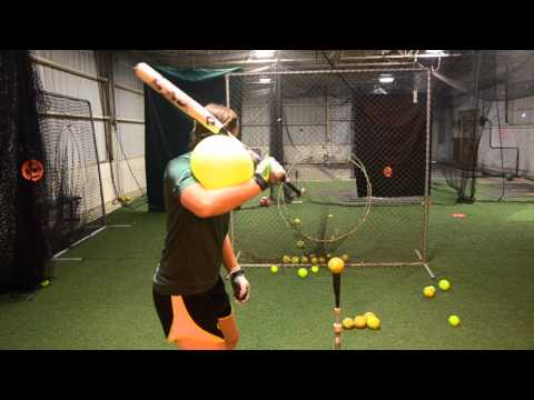 Hand Path To Home Runs - Hitting Drills for Baseball & Softball