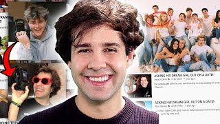 This guy is TRYING to be David Dobrik and it's scary (Alex Warren)