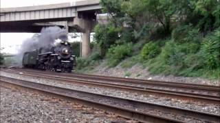 Nkp 765 Nkp 8100 On The Pittsburgh Line
