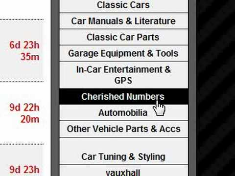 Where to find cheap used car parts online in the UK