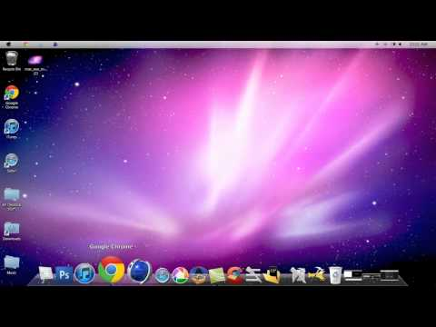 How to Change Your Windows 7 Computer into a Mac!!