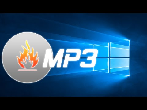 How to Burn Mp3 Music Songs & Folders to CD in Windows 10  (without extra software)