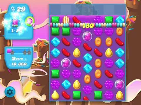 Candy crush soda saga level 65 - niveau 65