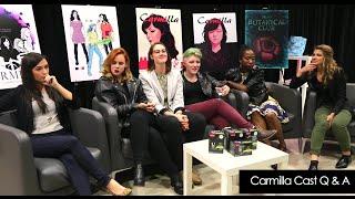 Carmilla Cast Q & A