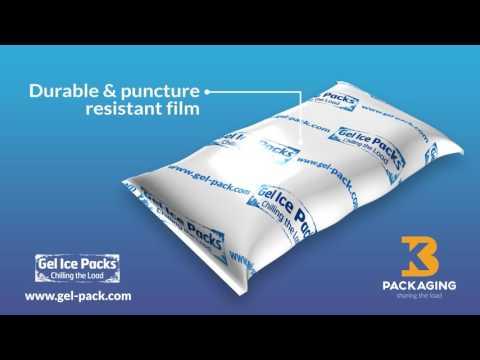 KB Packaging - KB Gel Ice Packs