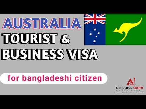 How to Fill Australian Visa Form
