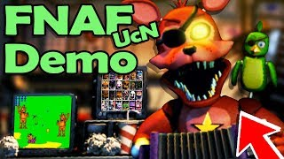 ALL Ultimate Custom Night CHALLENGES, POWER UPS, OFFICES and