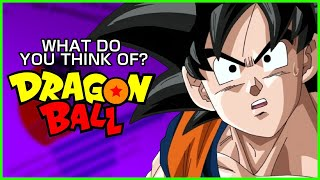 Download What Do YOU THINK of Dragon Ball? | MasakoX Video