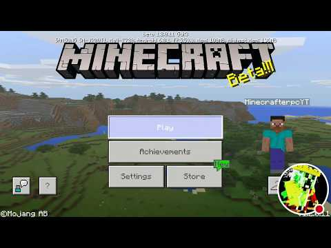 Minecraft PE 1.2 | Test Steam With subs! + GAMEPLAY!! (Pocket Edition)