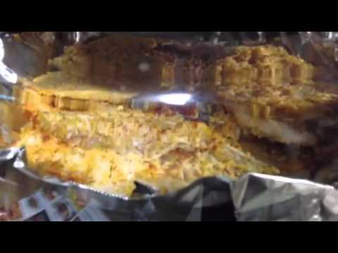 NuWave Baked Southwest TILAPIA