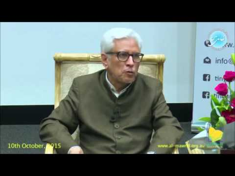 Can a Muslim Woman get divorce as per Australian Laws and not Sharia Law |  Javed Ahmad Ghamidi
