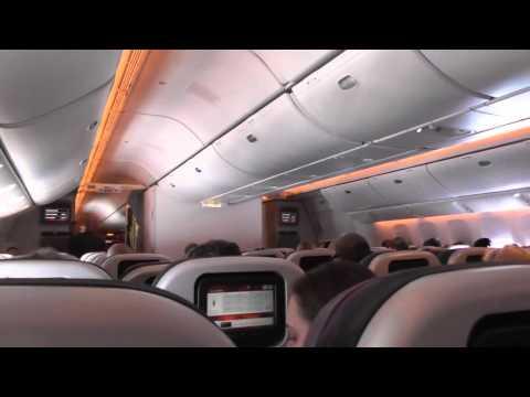 Virgin VA07 Brisbane to Los Angeles