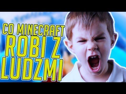Co Minecraft robi z ludźmi ?! EPIC TROLLOWANIE DZIECKA! BEKA XDDD! [ZOBACZ WIDEO] [+18] [SZOK]