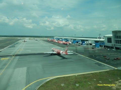 Flying fm Cebu City to Pattaya City Thailand Air Asia Part 2