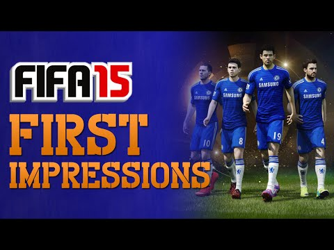 FIFA 15 Demo - First Impressions [PC Gameplay]