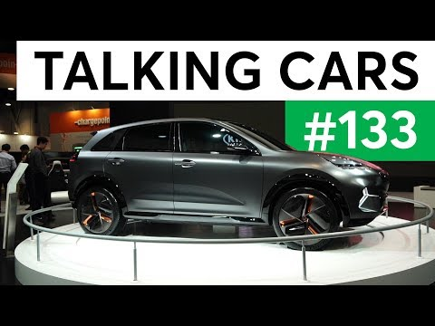 The Future is Electric   Talking Cars with Consumer Reports #133