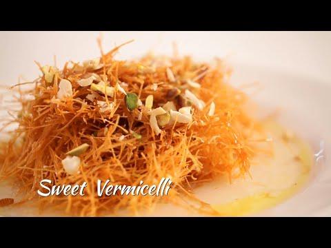 Sweet Sevai without Milk - Seviyan recipe (Sweet Vermicelli) by Archana - Sevai Recipe in Marathi