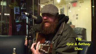 """Homeless Mustard """"Creep"""" GREATEST Cover EVER - SUBSCRIBE @OpieRadio podcast"""