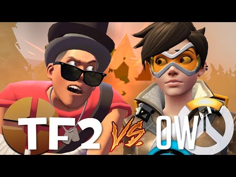 TF2 vs Overwatch (My Personal Look at Overwatch)