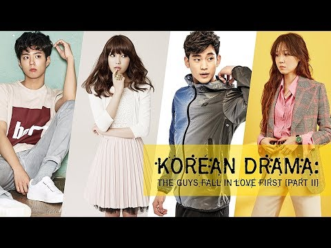 Korean Drama: The Guys Fall in Love First (Part II)