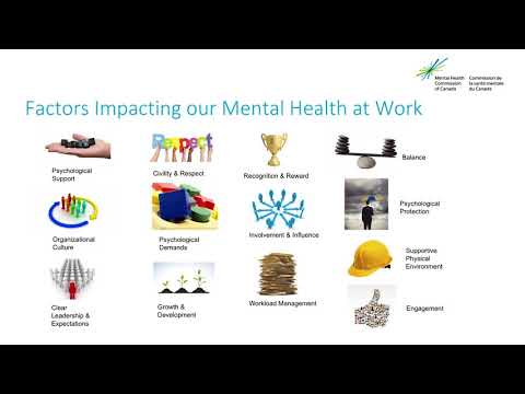 Improving mental health in the workplace – promising practices for employers