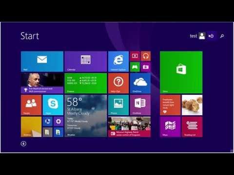 Windows 8 / 8.1 - Reset Forgotten Password Including Administrator [Tutorial]