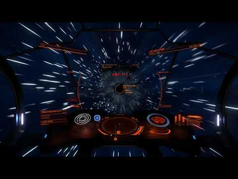 Elite Dangerous - Neutron Highway to Colonia.