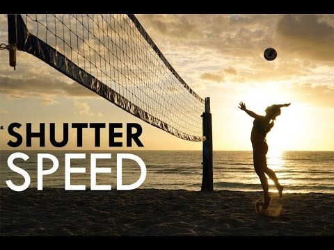 SHUTTER SPEED: Master it to get the SHARPEST, CLEANEST Pictures