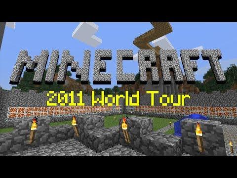 Minecraft: WORLD FROM 2011 FULL TOUR! (Minecraft Tour)