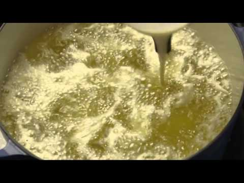 Fair Food   How to Make Funnel Cakes