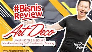 Coach Hendra #BisnisReview - Art Deco Hotel Bandung