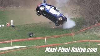 Best-Of Rallye 2017 (Part-2) CRASH & SHOW [HD]